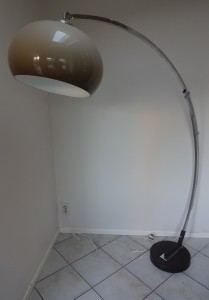 EARLY 1960'S ARC FLOOR LAMP ITALIAANS DESIGN VAN GOFFREDO REGGIANI