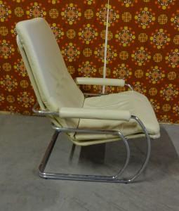 Jan De Bouvrie Stoelen Gelderland.Gelderland Lounge Fauteuil Van Jan Des Bouvrie Model 301 Jaren 70
