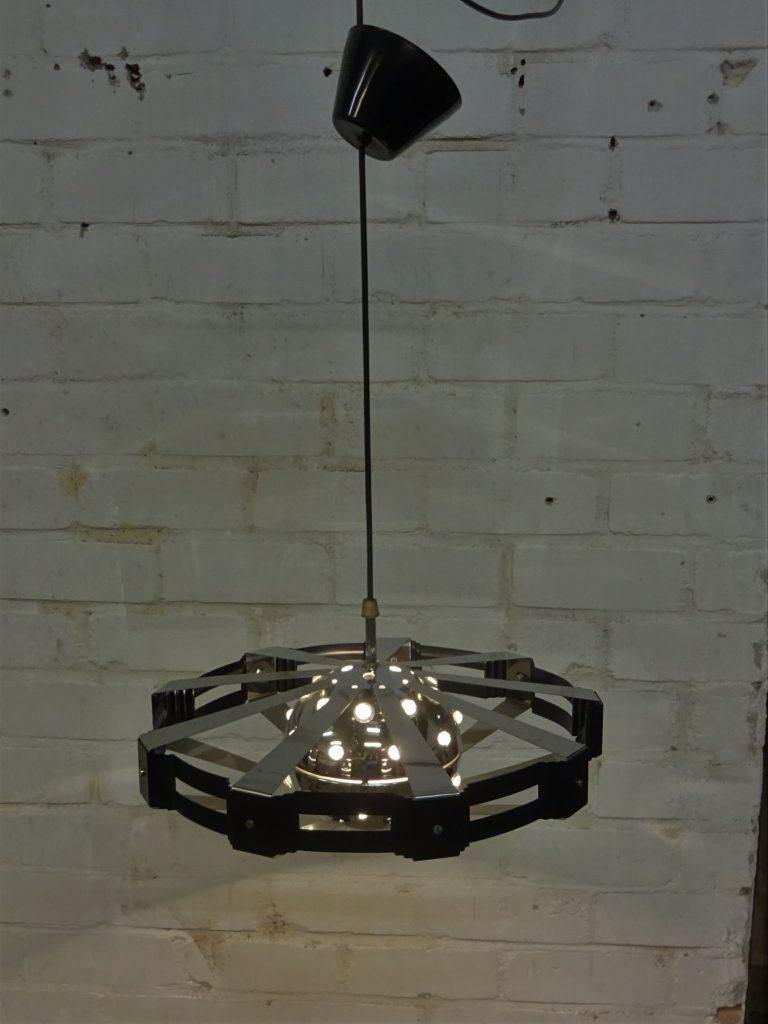 Space Age Ufo Hanglamp | leukvoorthuis retro vintage